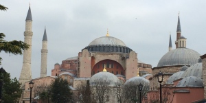 Hagia Sophia was the world's largest cathedral for nearly a thousand years.