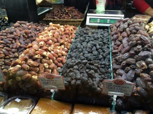 Incomparable, fresh Turkish dates!